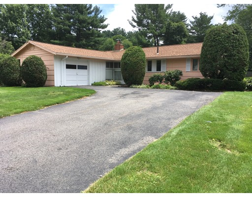 Single Family Home for Sale at 8 Ridgefield Drive Framingham, Massachusetts 01701 United States