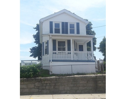 Single Family Home for Sale at 120 Swindells Street Fall River, Massachusetts 02723 United States