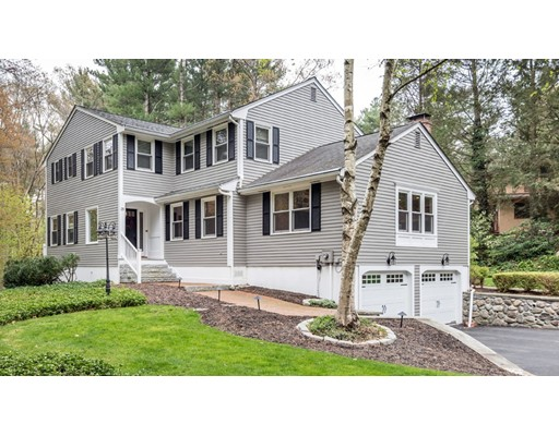 Single Family Home for Sale at 25 Bateson Drive Andover, Massachusetts 01810 United States