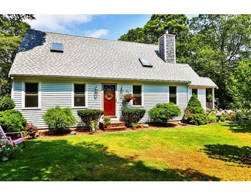 Single Family Home for Sale at 175 Stony Brook Road Brewster, Massachusetts 02631 United States