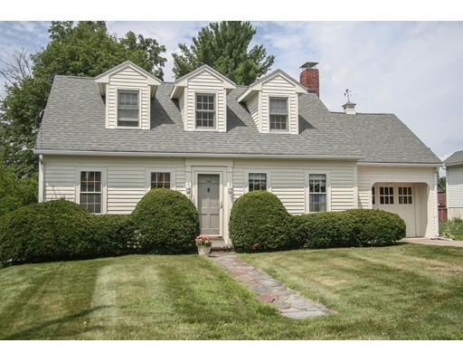 Single Family Home for Sale at 132 Warren Avenue Marlborough, Massachusetts 01752 United States