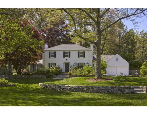 Single Family Home for Sale at 26 Partridge Hill Road Weston, Massachusetts 02493 United States