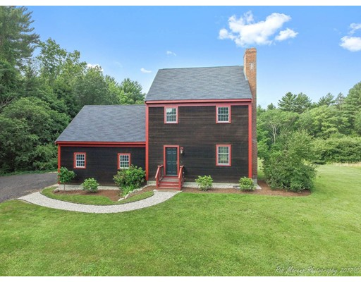 Single Family Home for Sale at 52 Main Street Boxford, Massachusetts 01921 United States