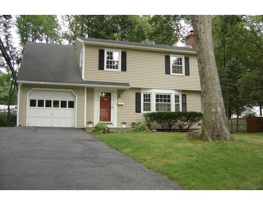 独户住宅 为 出租 在 187 Brookwood Drive Longmeadow, 马萨诸塞州 01106 美国