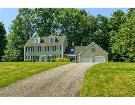 Single Family Home for Sale at 9 Crest Drive Westford, Massachusetts 01886 United States
