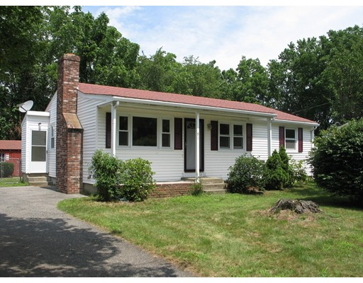Single Family Home for Sale at 91 Brown Street Attleboro, Massachusetts 02703 United States