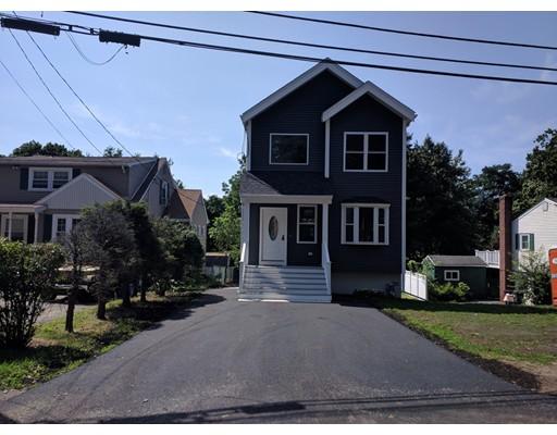 Casa Unifamiliar por un Venta en 87 Thesda Arlington, Massachusetts 02474 Estados Unidos