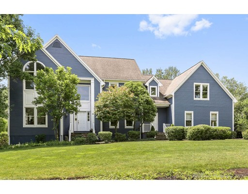 Single Family Home for Sale at 10 Coventry Lane Andover, Massachusetts 01810 United States
