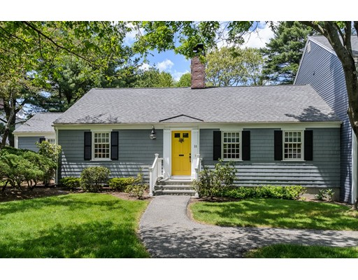 Condominium for Sale at 35 Jericho Road Weston, Massachusetts 02493 United States