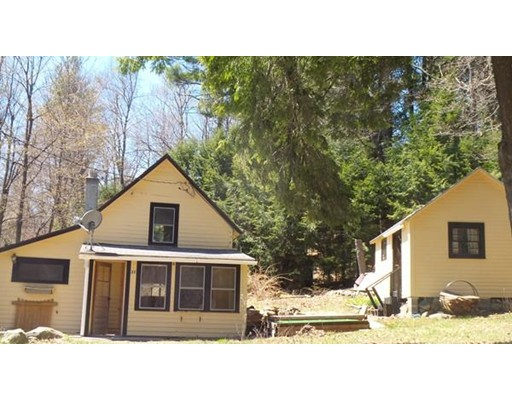 Single Family Home for Sale at 31 Lower Rainbow Road Otis, Massachusetts 01253 United States