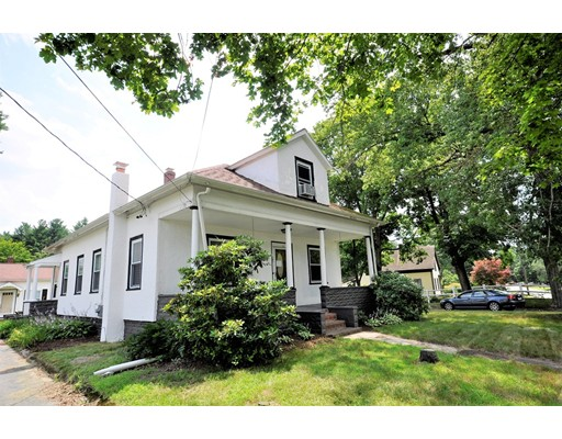 Single Family Home for Sale at 121 Belmont Street East Bridgewater, Massachusetts 02333 United States