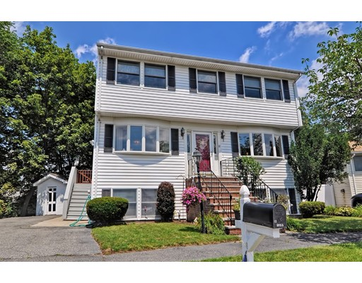 Single Family Home for Sale at 12 Mammola Way Medford, Massachusetts 02155 United States