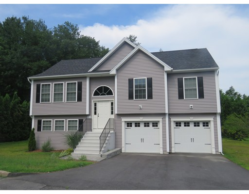 Single Family Home for Sale at 4 Marie Street Auburn, Massachusetts 01501 United States