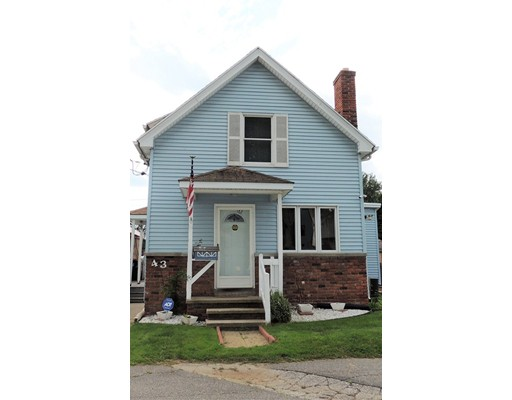 43 Pendexter Ave, Chicopee, MA 01013