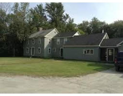 Частный односемейный дом для того Продажа на 1639 Oblong Road Williamstown, Массачусетс 01267 Соединенные Штаты