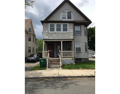 Casa Unifamiliar por un Alquiler en 20 Sheridan Medford, Massachusetts 02155 Estados Unidos