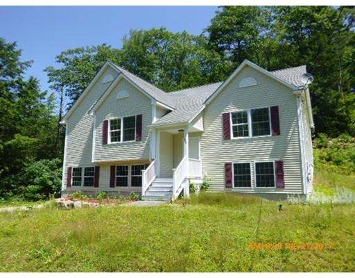 Single Family Home for Sale at 350 Secret Lake Road Athol, Massachusetts 01331 United States