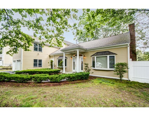 Single Family Home for Sale at 49 N Roadway Newton, Massachusetts 02459 United States