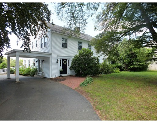 Single Family Home for Sale at 742 Parker Street 742 Parker Street East Longmeadow, Massachusetts 01028 United States