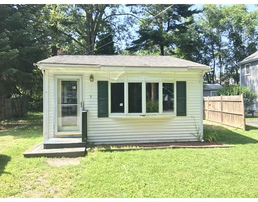 独户住宅 为 销售 在 5 Balsam Road Norton, 02766 美国