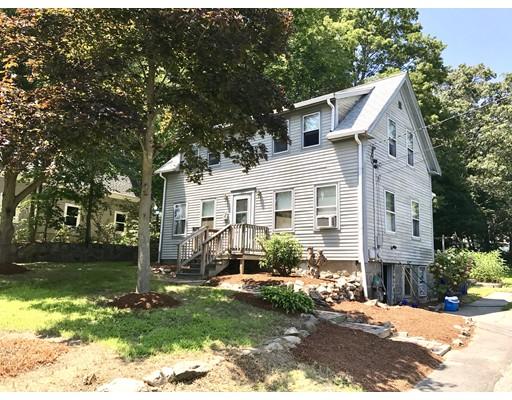 Single Family Home for Sale at 1261 Washington Street Braintree, Massachusetts 02184 United States