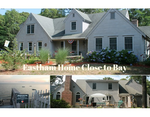 Частный односемейный дом для того Продажа на 55 Maria Road Eastham, Массачусетс 02642 Соединенные Штаты