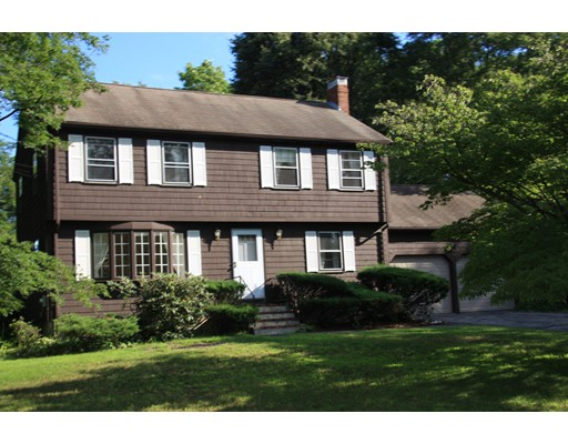 Single Family Home for Rent at 20 Adin Drive Concord, Massachusetts 01742 United States