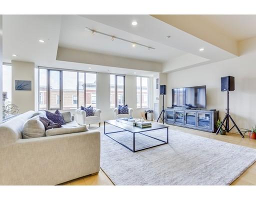 Casa Unifamiliar por un Alquiler en 1313 Washington Street Boston, Massachusetts 02118 Estados Unidos
