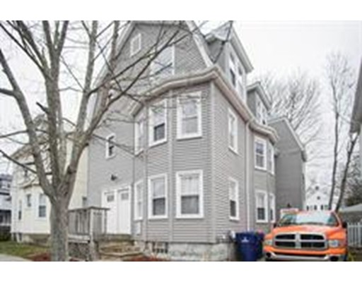 Single Family Home for Rent at 128 Armour Street New Bedford, Massachusetts 02740 United States