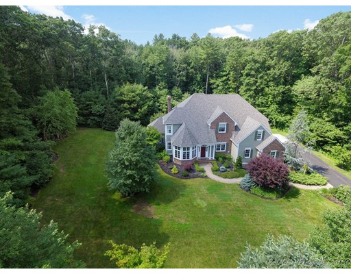 Single Family Home for Sale at 15 Morningside Circle Boxford, Massachusetts 01921 United States