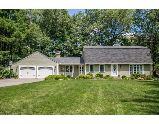 Single Family Home for Sale at 5 Erica Circle Hampden, Massachusetts 01036 United States