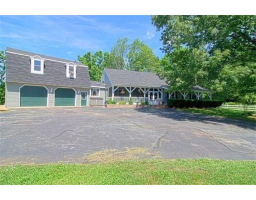 Single Family Home for Sale at 111 Northwest Road Spencer, Massachusetts 01562 United States