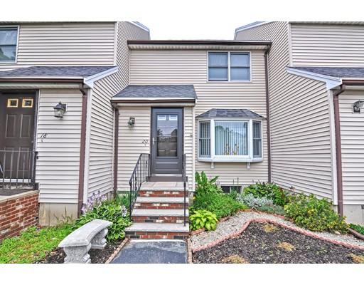 تاون هاوس للـ Rent في 20 Reservoir Street #5/20 Brockton, Massachusetts 02301 United States