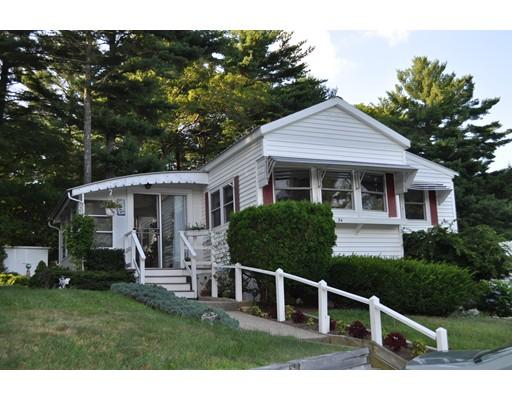 Casa Unifamiliar por un Venta en 34 Redwood Drive Halifax, Massachusetts 02338 Estados Unidos