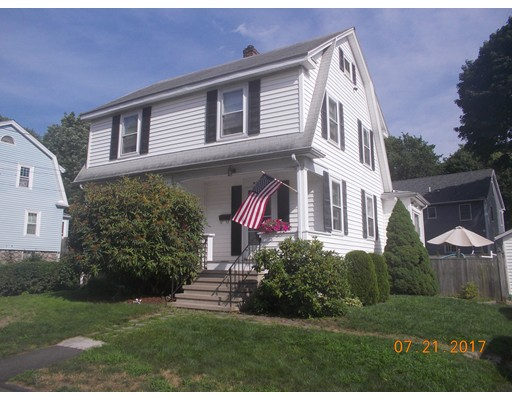 Single Family Home for Sale at 24 Faulkner Place Braintree, Massachusetts 02184 United States
