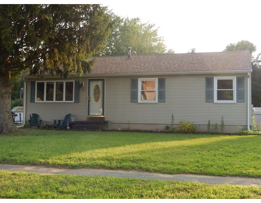 Single Family Home for Sale at 54 Rosie Lane Agawam, Massachusetts 01001 United States