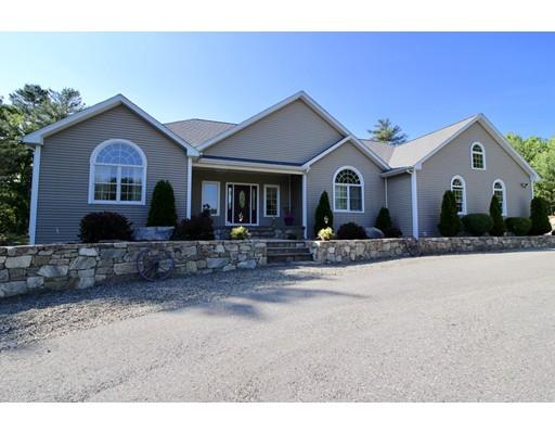 Частный односемейный дом для того Продажа на 155 Gig Burrillville, Род-Айленд 02830 Соединенные Штаты