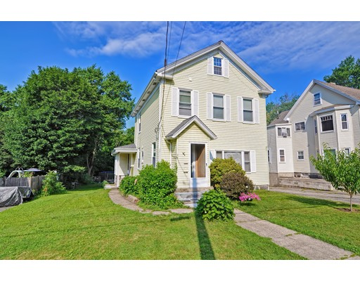 Single Family Home for Sale at 39 Jersey Avenue Braintree, Massachusetts 02184 United States