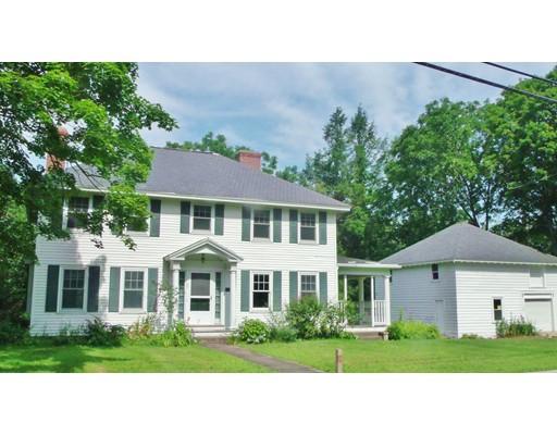 独户住宅 为 销售 在 27 Foster Littleton, 01460 美国