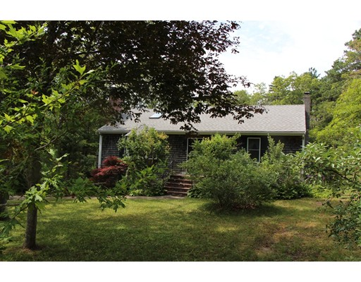 Single Family Home for Sale at 28 Westerly Drive Bourne, Massachusetts 02532 United States