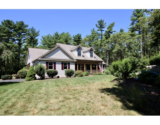Single Family Home for Sale at 42 Haskell Ridge Road Rochester, Massachusetts 02770 United States