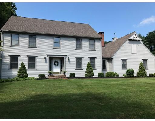 独户住宅 为 销售 在 25 Brookside Drive Bridgewater, 马萨诸塞州 02324 美国