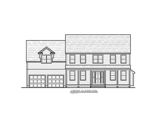 Maison unifamiliale pour l Vente à 45 McEachron Drive Stoughton, Massachusetts 02072 États-Unis