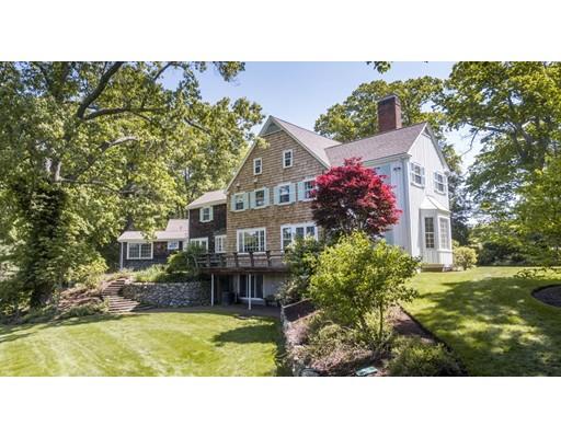 Частный односемейный дом для того Продажа на 173 Centre Street 173 Centre Street Dover, Массачусетс 02030 Соединенные Штаты