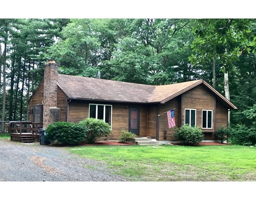 Single Family Home for Sale at 22 Raymond Drive Belchertown, Massachusetts 01007 United States