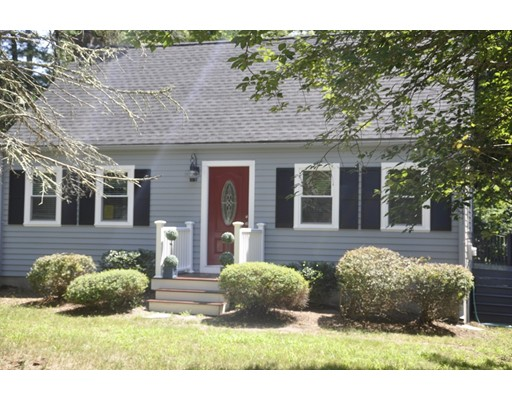 Single Family Home for Sale at 11 CHURCH STREET Carver, Massachusetts 02330 United States