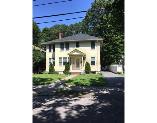 独户住宅 为 出租 在 179 Allerton Road 牛顿, 马萨诸塞州 02461 美国