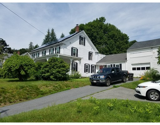 Single Family Home for Sale at 162 Pearl Street Gardner, Massachusetts 01440 United States