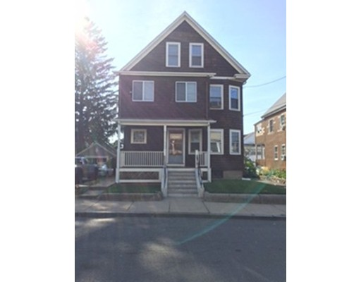 Multi-Family Home for Sale at 25 Quincy Street 25 Quincy Street Medford, Massachusetts 02155 United States