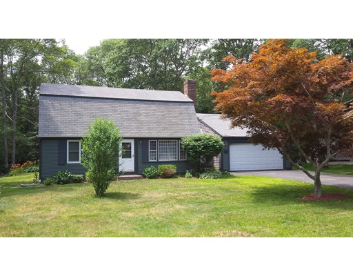Single Family Home for Sale at 73 Kiahs Way Sandwich, Massachusetts 02537 United States